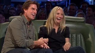 Tom Cruise and Cameron Diaz Interview - Top Gear - BBC streaming