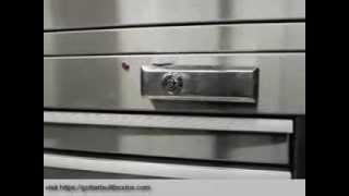 Keyless Entry Cam Lock / Tool Box