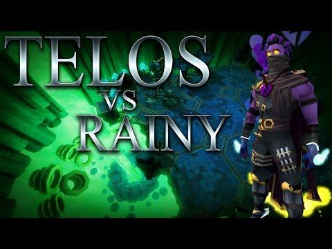 Runescape: Telos vs Rainy