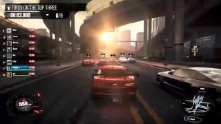 The crew demo gameplay ps4 xbox one pc 2014