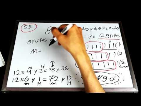 Examen de Admisión UCR-UNA- Lección 3 Matemática