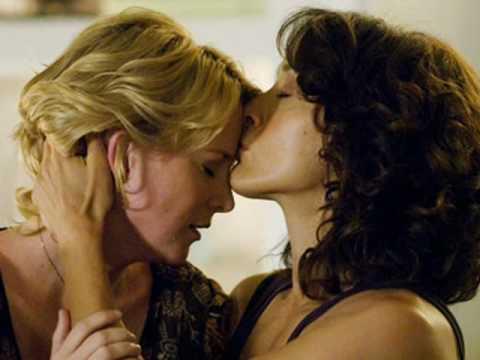 Lena headey lesbian kiss