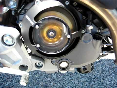 Ducati Monster S W Rizoma Clutch Cover And Pressure