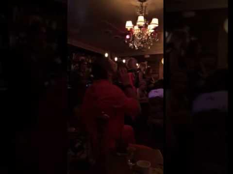 Alex Ovechkin Singing Karaoke