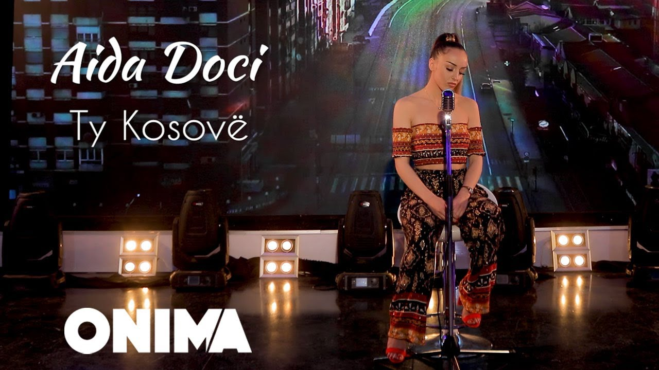 Aida Doci - Ty Kosove (Cover Burim Emini)