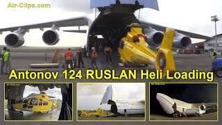 Antonov 124 Flight ADB 178 Series Part 3: Loading the Beast with 3 EC155 helicopters by [AirClips](, 2014-02-24T19:51:28.000Z)