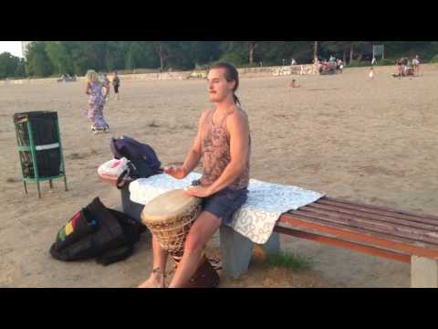 djembe on the Gulf of Finland 2