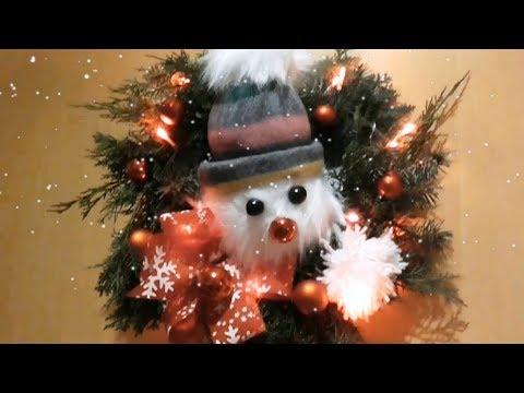 Jana Melas Pullmannová: Venček so snehuliakom