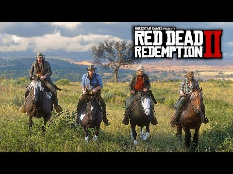 Red Dead Redemption 2 - 18 NEW IMAGES & ENTIRE RDR MAP RETURNS! Gameplay Info, Mexico & RPG Elements