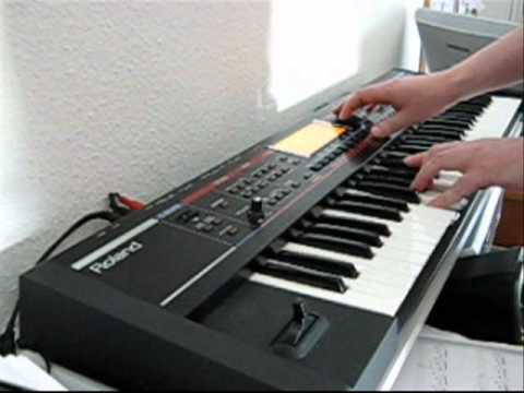 Roland Xps 10 Syntezator Demo Doovi