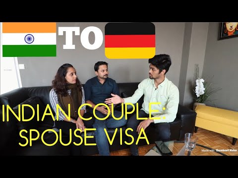 HOW TO GET SPOUSE VISA FOR GERMANY? (German family reunion visa)