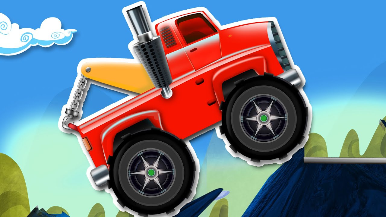 Tow Trucks Compilation For Kids