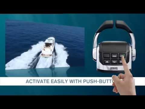 Boat Speed Cruise Control – Volvo Penta