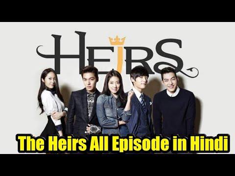 Download BEST KOREAN DRAMA THE HEIRS ALL EPISODE IN HINDI    wo jo keh de mujhe korean drama in hindi