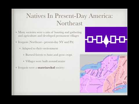 APUSH Review Video 1 Native Americans PRIOR To European Contact Key Concept 1 1 I A D