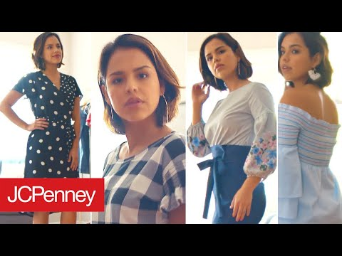 Get Your Spring Outfits Ready with JCPenney