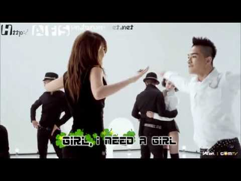 [Viesub] I Need A Girl - Taeyang Ft. G Dragon Movies (Dance Version).flv