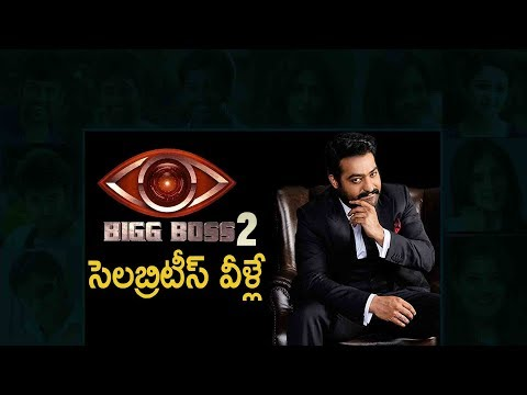 Bigg Boss Telugu Season 2 Celebrities List | Latest Telugu Movie News