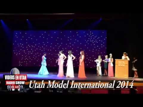 Videos en Utah presenta Utah Model International 2014