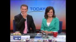 "Today Show Funny Bits part 7. ""He's just being Karl!"""