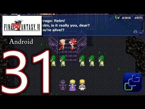 FINAL FANTASY 6 (VI) Android Walkthrough - Part 31 - getting Strago and Locke