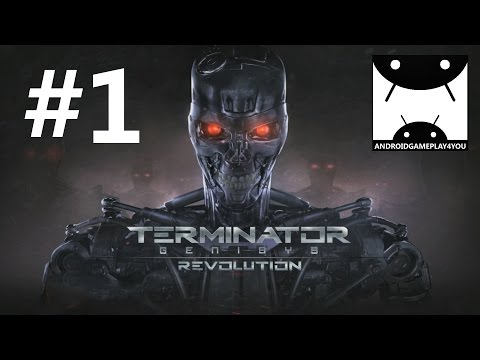 TERMINATOR GENISYS: REVOLUTION Android GamePlay #1 (1080p)
