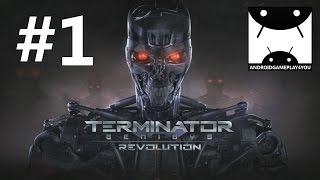 TERMINATOR GENISYS: REVOLUTION Android GamePlay #1 (1080p)