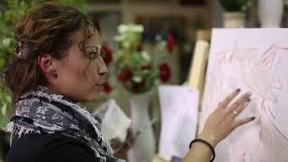 УРОКИ ЖИВОПИСИ Лилии Степановой (Рисуем Лошадь) / Painting lessons (Draw a Horse)