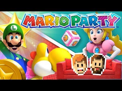 Mario Party! | BEST COMEBACK EVER?! (Mario Party 10)