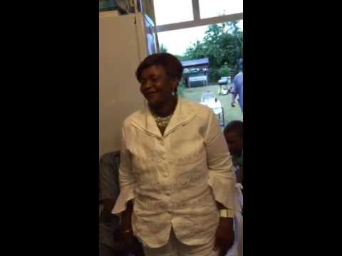 Chief Mrs Bola Ojotu