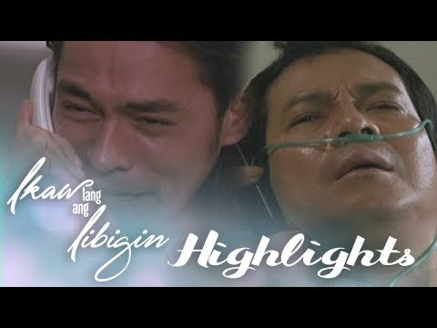 Ikaw Lang Ang Iibigin: Carlos mourns his father's death  | The Finale
