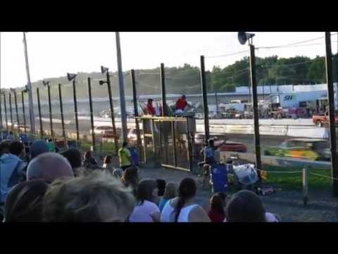 Lebanon Valley Speedway - August 20, 2016 - Street Stock Races