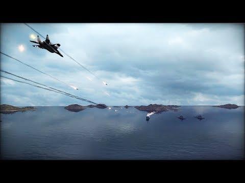 BREAKING: BRITISH CARRIER FLEET ATTACKED - INVASION PREPARATIONS   Wargame: Red Dragon Gameplay