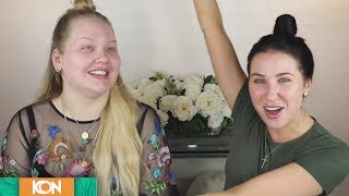 nikkitutorials & jaclyn hill annoying eachother for 2 minutes