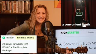 The Downeaster Alexa (Billy Joel acoustic cover) - Kim Boyko [55] **KICKSTARTER REQUEST**