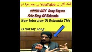 Fake/Expose(Official Video) Bohemia Honda City New Song Urdu/Hindi