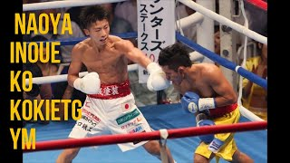 Naoya Inoue(井上尚弥) vs Samartlek Kokietgym WBC light-flyweight title HD 60 FPS  IN 05 09 2014