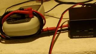 T.amp TA50 Limiter Test