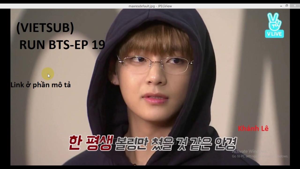 Vietsub) RUN BTS Tập 19(link ở phần mô tả) - YouTube