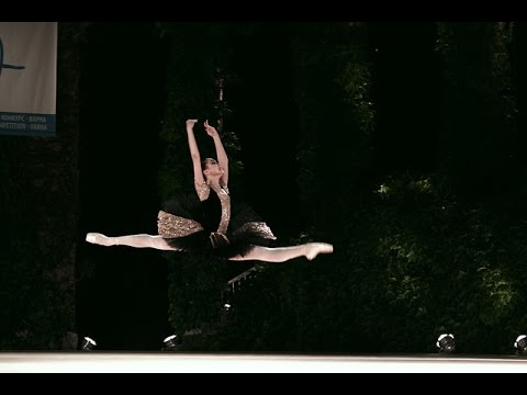 Miko Fogarty, 17, Varna IBC , Silver Medalist - Satanella Pas De Deux -
