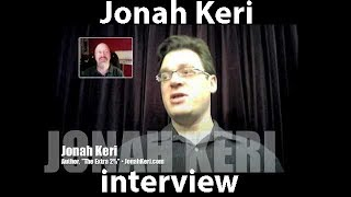 Author Jonah Keri on getting The Extra 2% in baseball (Interview; 1 of 3)