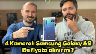 samsung #galaxya9 #kamera 4 arka kamerası ile fark yaratan Samsung ...