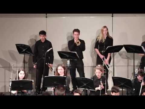 CMEA Jazz East Festival 2019 - Oakland Technical High School Jazz Band