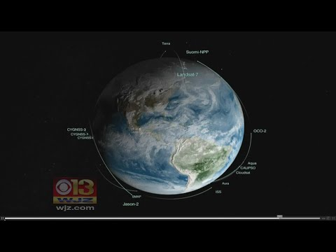 NASA Uses 20 Years Of Satellite Images To Create Time-Lapse Video Of Earth