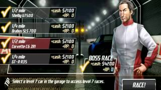 drag racing level 6 boss novitec rosso 599 gtb not best time possible android platform