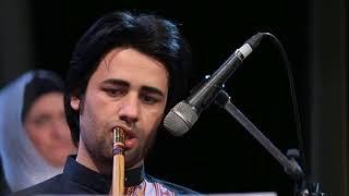 محمد يوسفي ايراني عزف ناي موطبيعي
