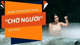 ngam son doong trong cho nguoi cua to my  vtc3