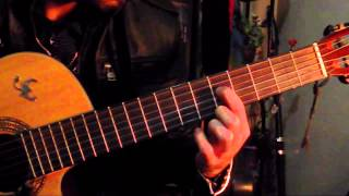 Gipsy Kings - Amor Mio Solo Guitar lesson