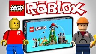 Everyone Forgot About Roblox Lego...