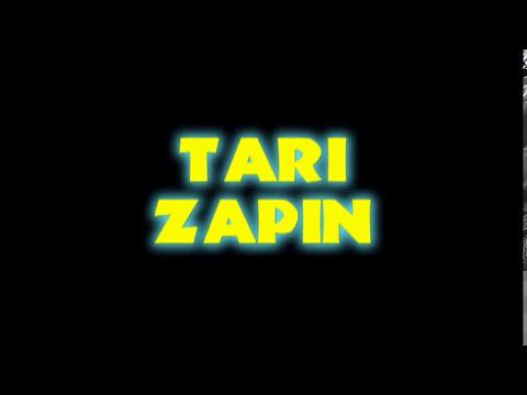 Tari Zapin Lampung